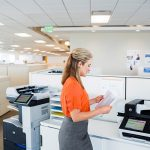 Copier Lease in the office